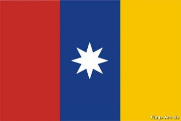 New Grenada, Republic Of  (Colombia) (Civil Ensign) (1834 - 1861)